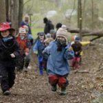 Asili nido e scuole dell'infanzia in Danimarca