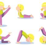 Lo yoga fin dall'asilo nido