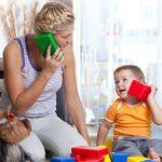 Stimolare il linguaggio attraverso il gioco