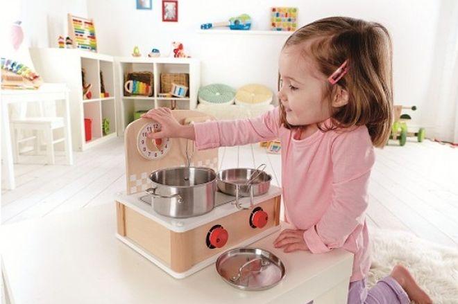 Importanza del gioco libero e spontaneo - Il gioco della cucina ...