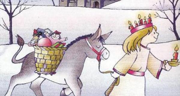 La Leggenda Di Santa Lucia La Festa Invernale Della Luce