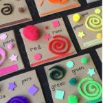 Giochi sensoriali fai-da-te