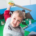 Giochi aggressivi e giochi con le armi: una fase nella crescita dei bambini