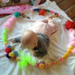 Cerchi sensoriali per i più piccoli
