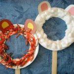 Carnevale al nido #5: facciamo le maschere!