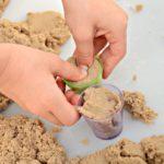 La sabbia cinetica: le ricette