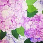 Arte di primavera: fiori di bolle!