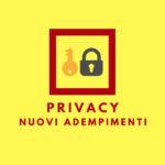 Semplificazioni per la privacy all' asilo nido