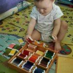 Imparare i colori attraverso il gioco