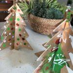 Il nido creativo: alberi di Natale!